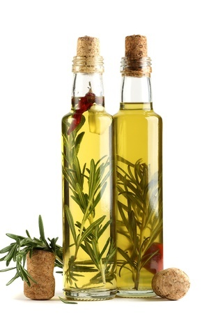Greek extra virgin olive oil with herbs recipe