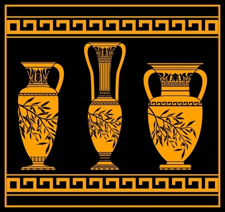 olive oil in ancient greece